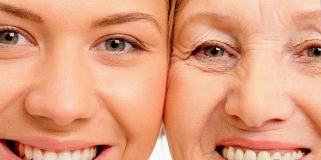 Из-за чего и как стареет кожа лица