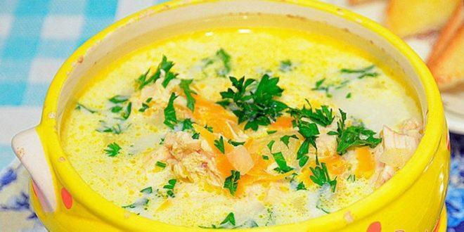 Как приготовить сырный суп смачно