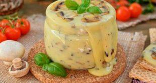 Как приготовить домашний плавленый сыр