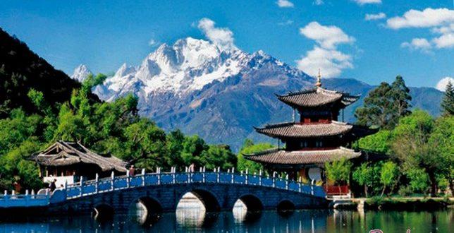 Отдых в Китае