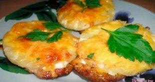 Сочная баранина с ананасами в СВЧ печи