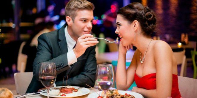 Устройте романтичный ужин для двоих
