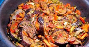Аджапсандали — смачное кавказское рагу