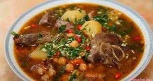 Бозбаш из говядины: необыкновенный армянский суп