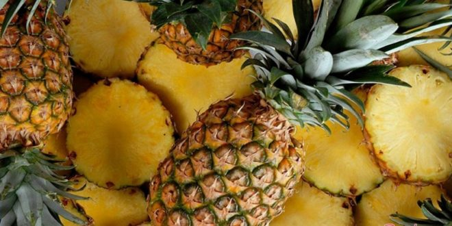 Как избрать ананас