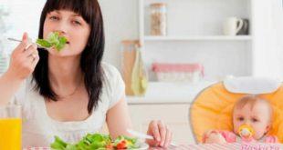 как похудеть по окончании родов