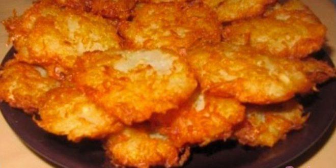Обусловь как приготовить драники картофельные