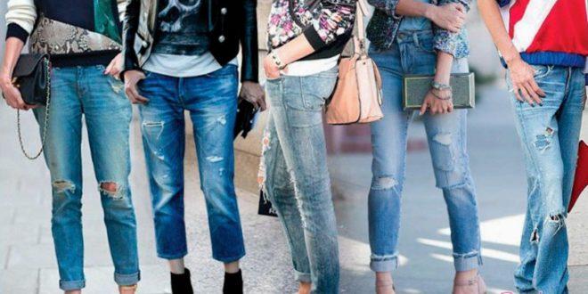 Животрепещущие джинсы года