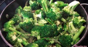 Как приготовить брокколи смачно