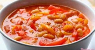 Как приготовить щи с фасолью по-итальянски