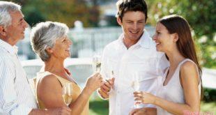 Как с достоинством пройти знакомство с родителями девицы