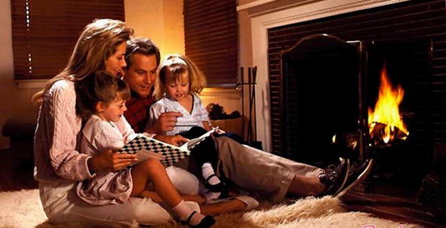 Как скоротать вечер либо Семейное счастье – есть!