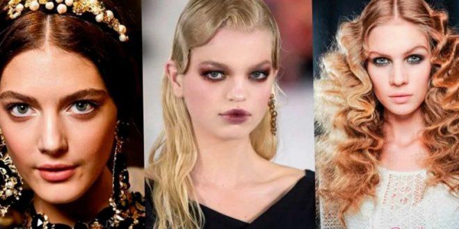 Какие непосредственно прически в моде в 2018 году