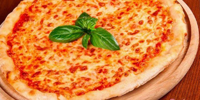 Стремительная пицца с красивым названием — Маргаритка