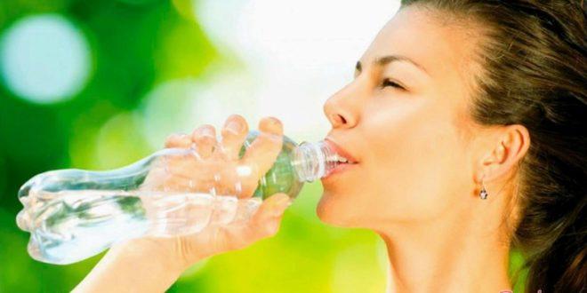 Как вывести из организма лишнюю жидкость