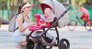 Как избрать надежную детскую коляску