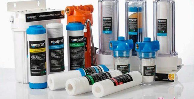 Как избрать бытовой фильтр для чистки воды