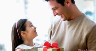 Как избрать подарок для грядущего папы