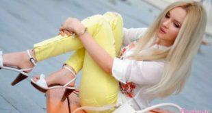 Джинсы и брюки жёлтого цвета