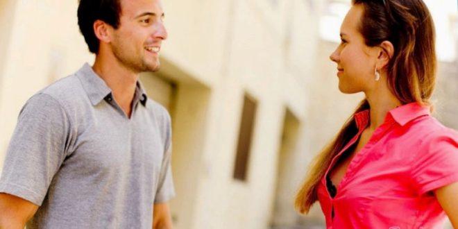 Как верно начать разговор с юношей, который нравится