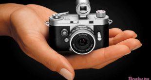 Как избрать фотоаппарат