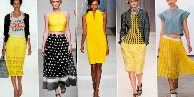 Какие непосредственно в моде юбки в 2018