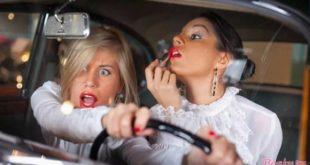 Блондиночка за рулем: смешной рассказ для настроения