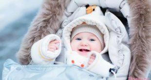 Как одевать новорожденного прохладной зимний период