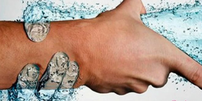 роль воды в человеческом организме
