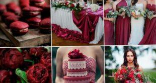 Цветовая палитра для женитьбы