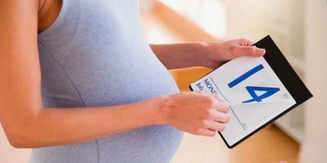 Как вычислить акушерский срок беременности и определить время родов
