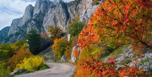 Осенний отдых в Крыму