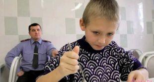 Ошибки воспитания детей,как вырастить немноголетнего преступника