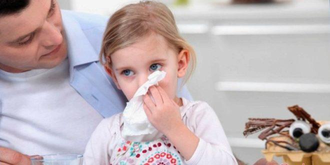 Заболевания ОРВИ, грипп, ОРЗ у детей